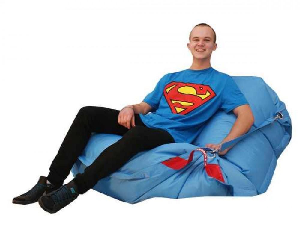 Beanbag XXL Sitzsack Comfort Inkl Gurten 500 Liter Gr 189