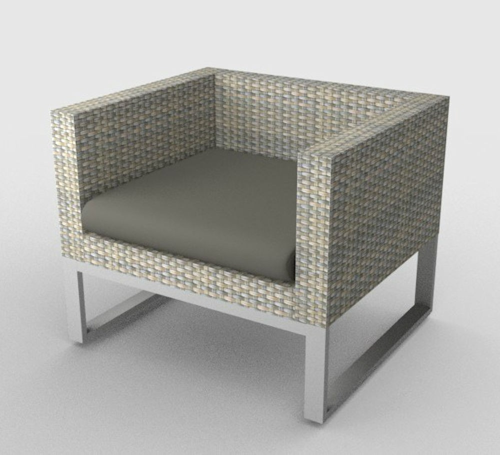 polster kissen f r kunststoff rattanm bel. Black Bedroom Furniture Sets. Home Design Ideas