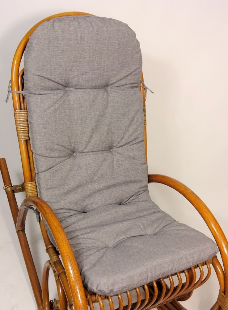 polster f r schaukelstuhl ersatzpolster. Black Bedroom Furniture Sets. Home Design Ideas
