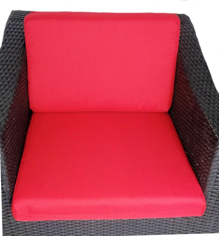 kissen polster f r pe rattanm bel san remo set sitz r cken stoff 426. Black Bedroom Furniture Sets. Home Design Ideas
