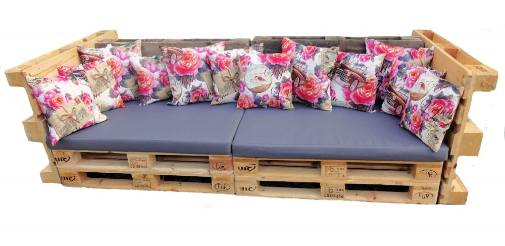 palettenpolster palettenkissen. Black Bedroom Furniture Sets. Home Design Ideas