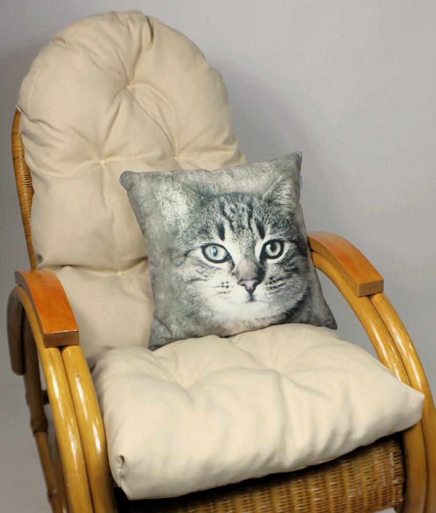 auflage polster f r schaukelstuhl liegestuhl ersatzpolster gr 130 x 50 x 12. Black Bedroom Furniture Sets. Home Design Ideas
