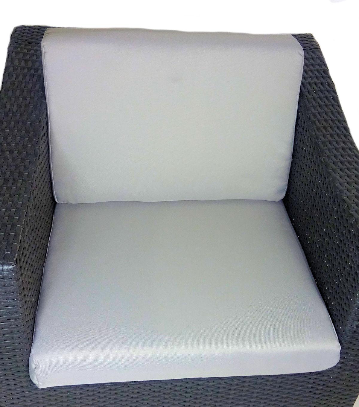 kissen polster f r pe rattanm bel san remo set sitz r cken stoff 419. Black Bedroom Furniture Sets. Home Design Ideas