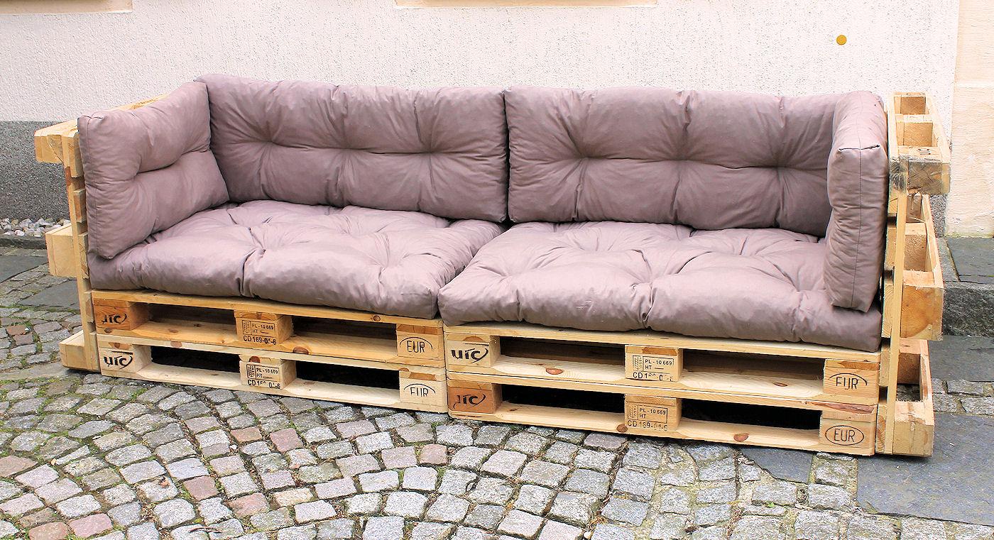 polster f r palettensofa europalette. Black Bedroom Furniture Sets. Home Design Ideas