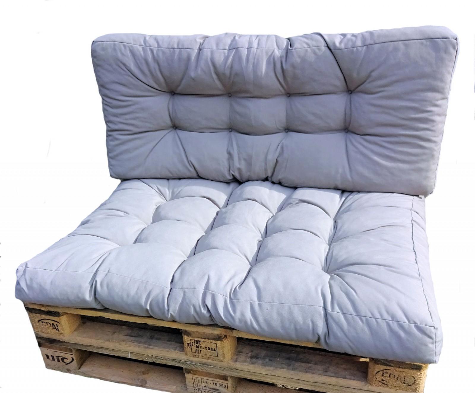polster kissen f r europalette 120 x 80 cm sitzkissen r ckenkissen. Black Bedroom Furniture Sets. Home Design Ideas
